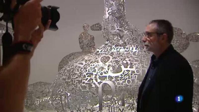 """""""El silenci del Pensament"""", l'exposició de Jaume Plensa al Museu de Céret, a França"""