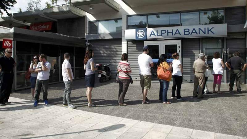 Grecia a la espera de las decisiones que se tomen en Bruselas