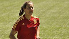 Las chicas de la selección de fútbol esperan que Villar destituya a Quereda