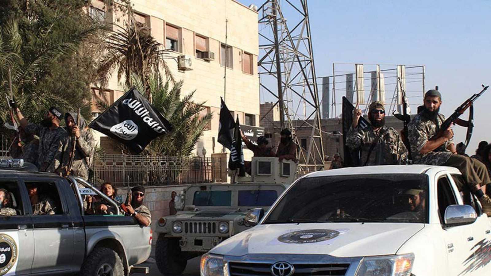 El Estado Islámico ha afianzado y ampliado sus posiciones en Irak y Siria