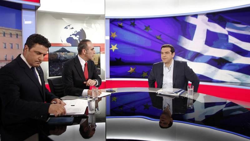 """Tsipras: """"Cuanto más fuerte sea el no, mayores serán las posibilidades"""" de lograr un buen acuerdo"""