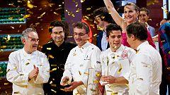 Carlos, ganador de MasterChef 3
