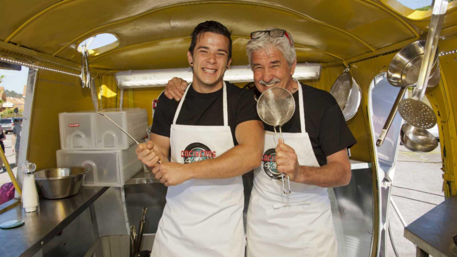 Cocineros al volante - 'Cocineros al volante', este martes a las 22.30 horas en La 1