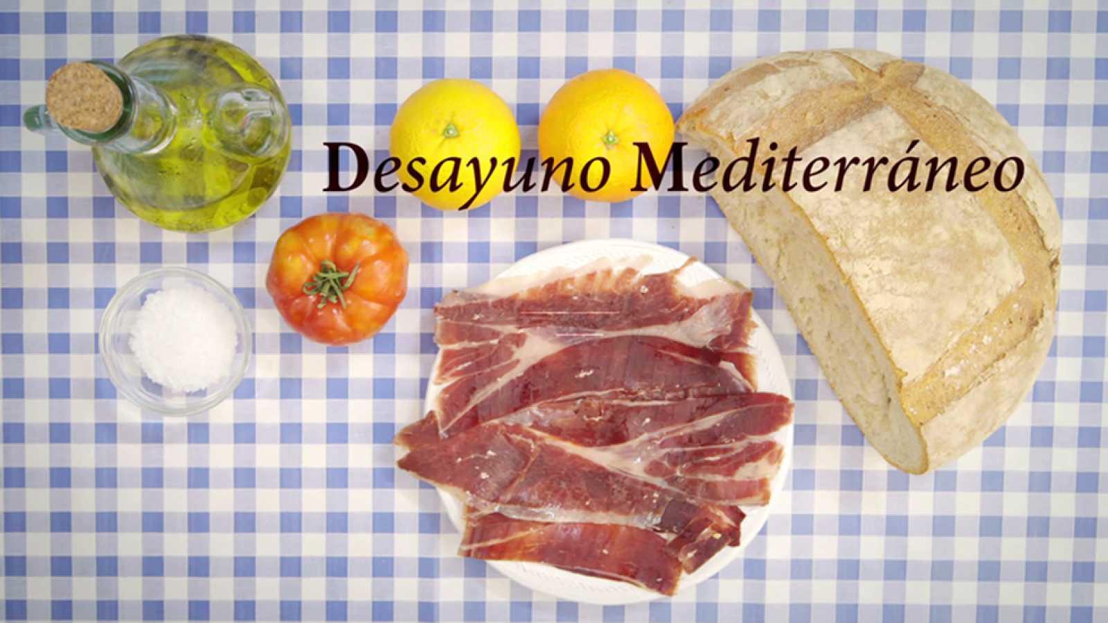 El desayuno mediterráneo