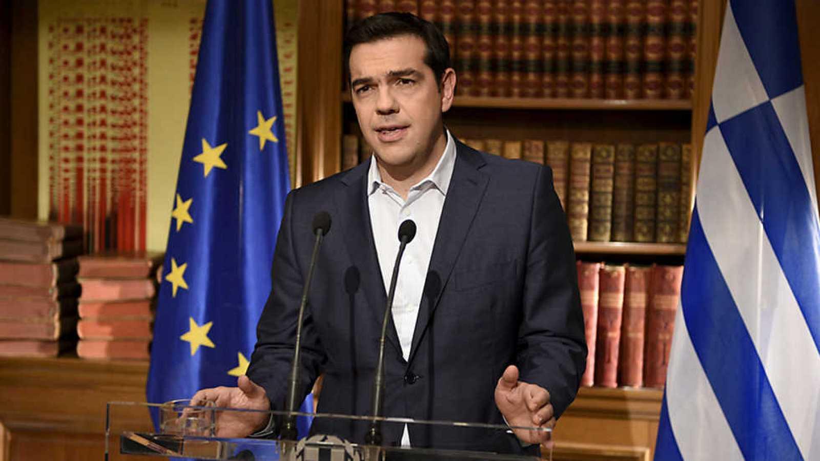 Informe Semanal - El caos griego - ver ahora
