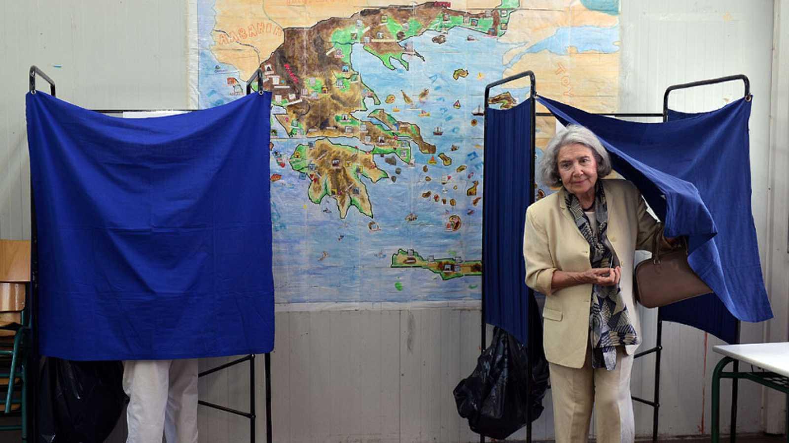 El referéndum en Grecia divide a los helenos