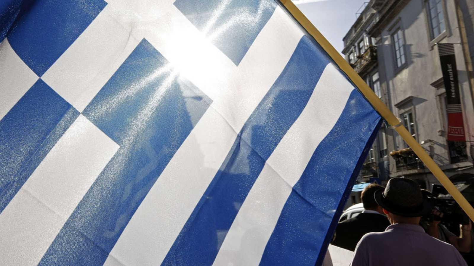 Grecia ha perdido un cuarto de su riqueza en cinco años