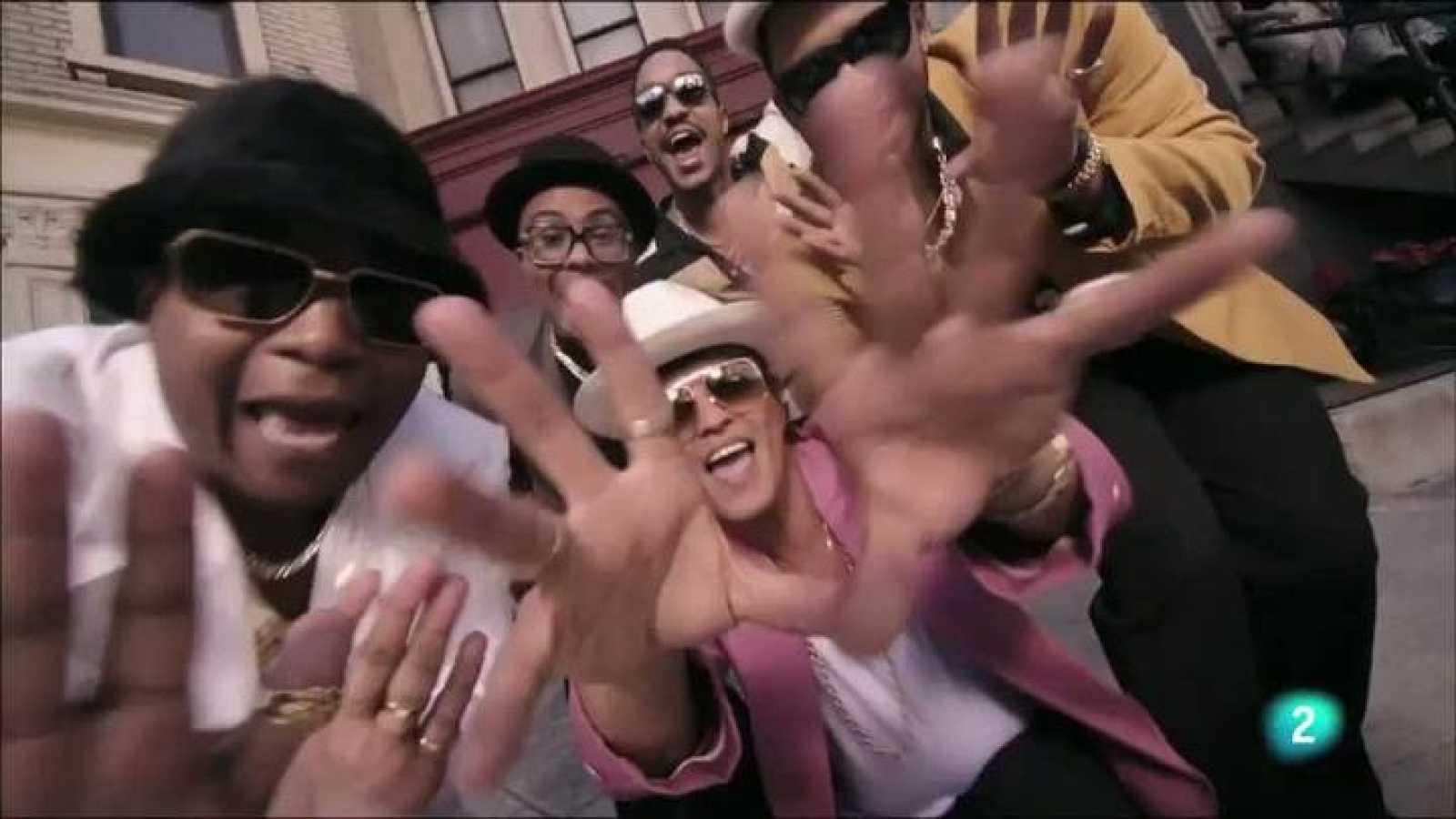 Vídeo viral: 'Uptown Funk', de Mark Ronson i Bruno Mars