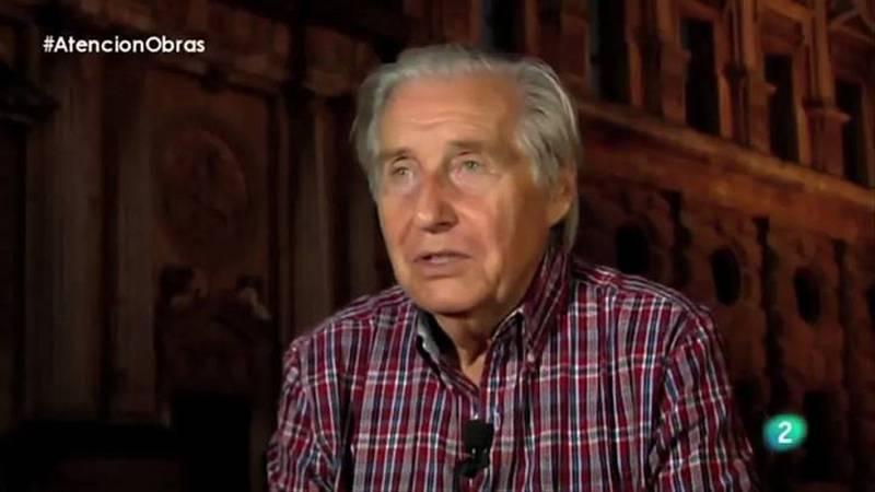 Atención obras - Joaquín Achúcarro  y 50 años de la Orquesta de RTVE