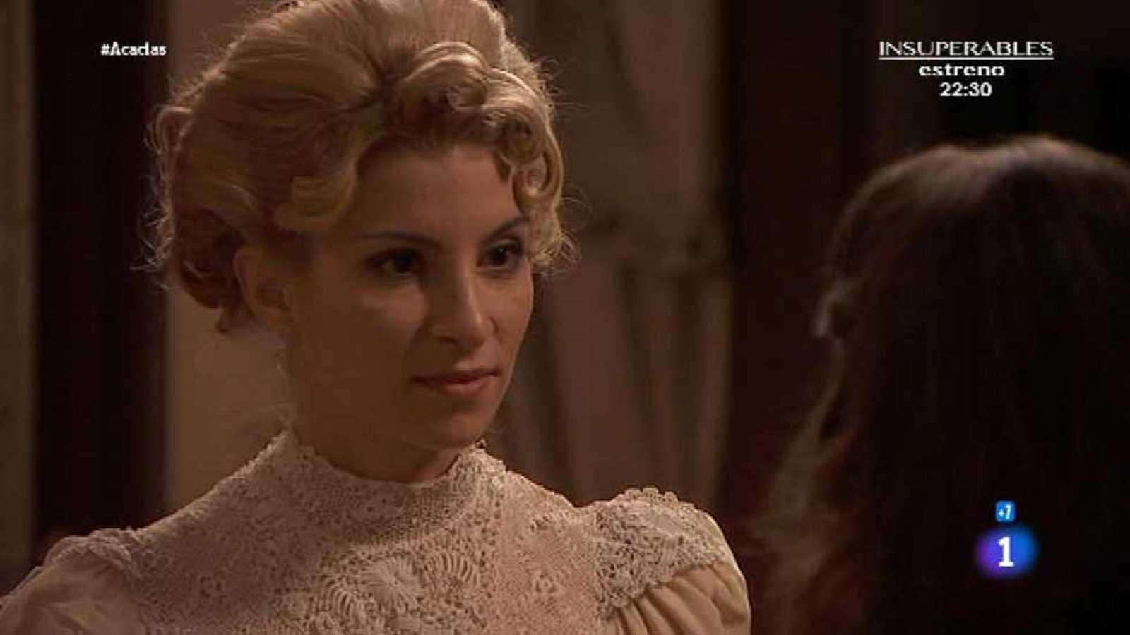 """Acacias 38""- Rita descubre que Cayetana está envenenando a su hija"