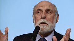 """Vinton Cerf: """"El objetivo es que todo el mundo acceda a toda la red"""""""
