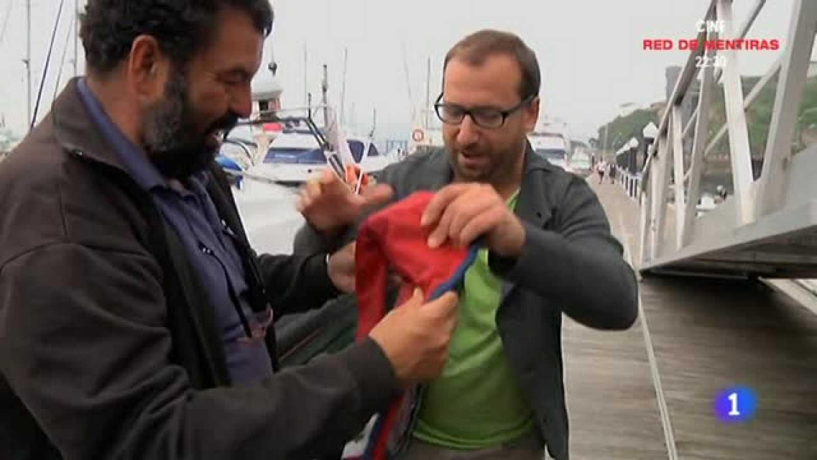 Arqueólogos marinos que recuperan galeones perdidos