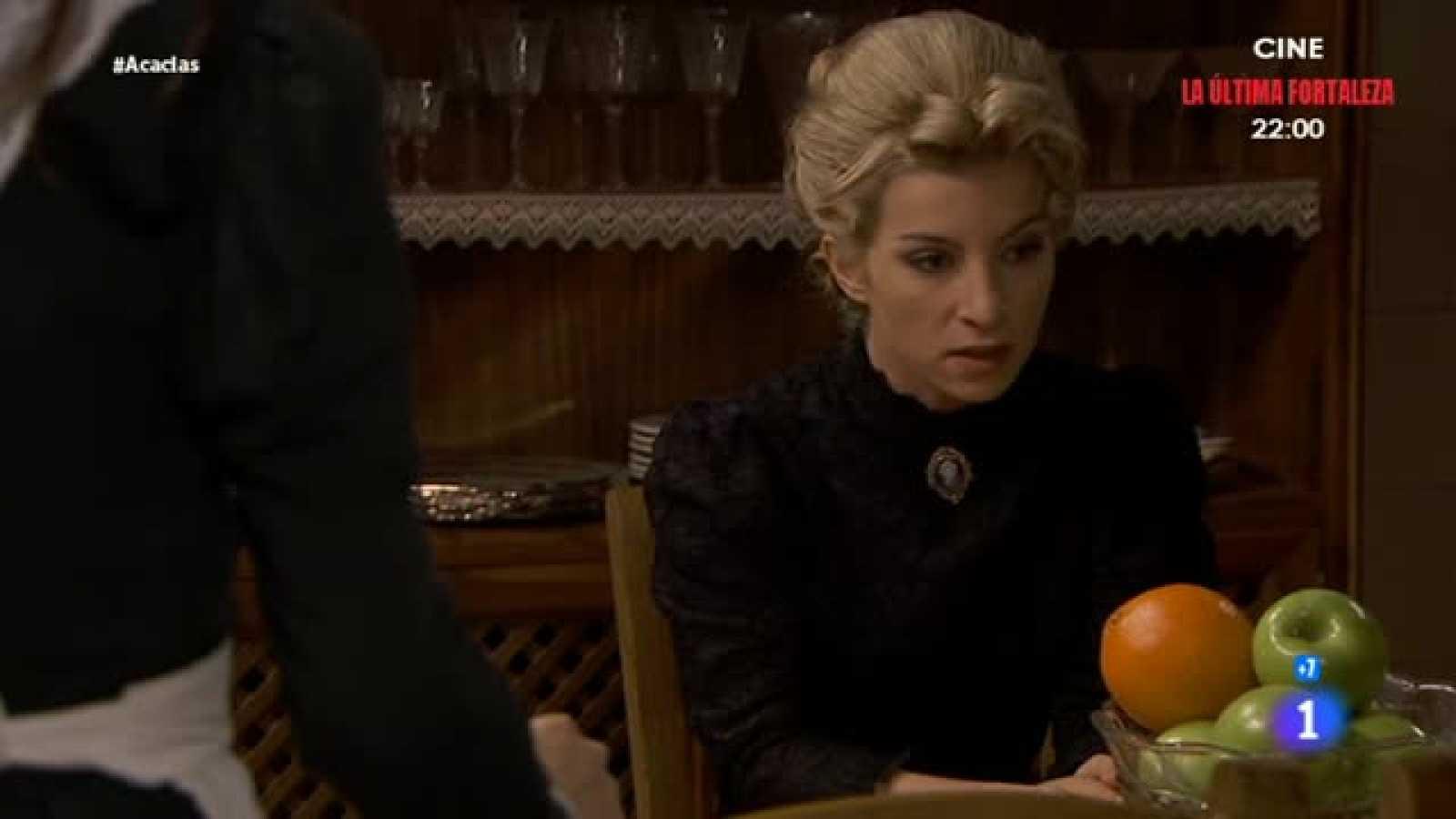 'Acacias 38' - Cayetana amenaza a Rita para que no cuente lo que sabe
