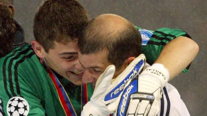El Real Madrid dice adiós a Íker Casillas