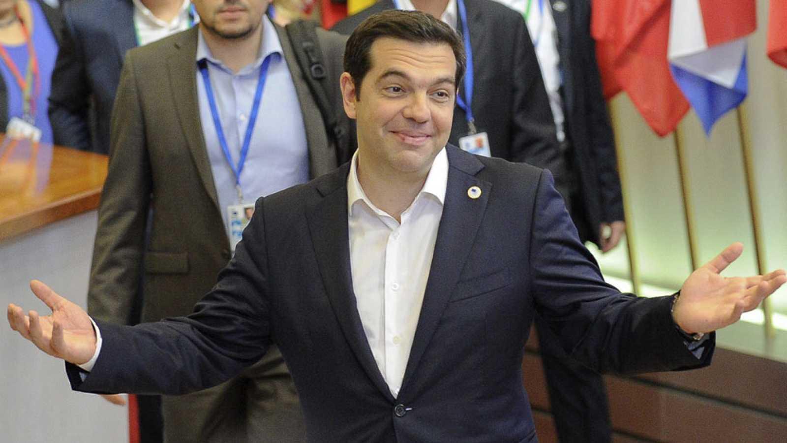 Grecia y sus acreedores logran un acuerdo para negociar un tercer rescate al país