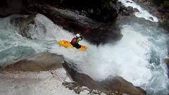 El deshielo en el Pirineo aragonés abre la temporada de kayak