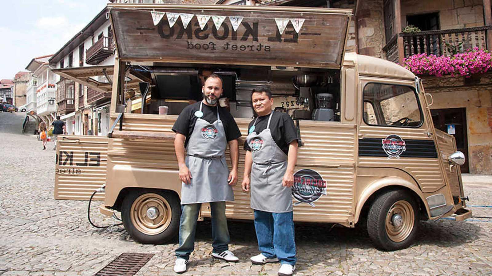 Cocineros al volante - 14/07/15 - ver ahora