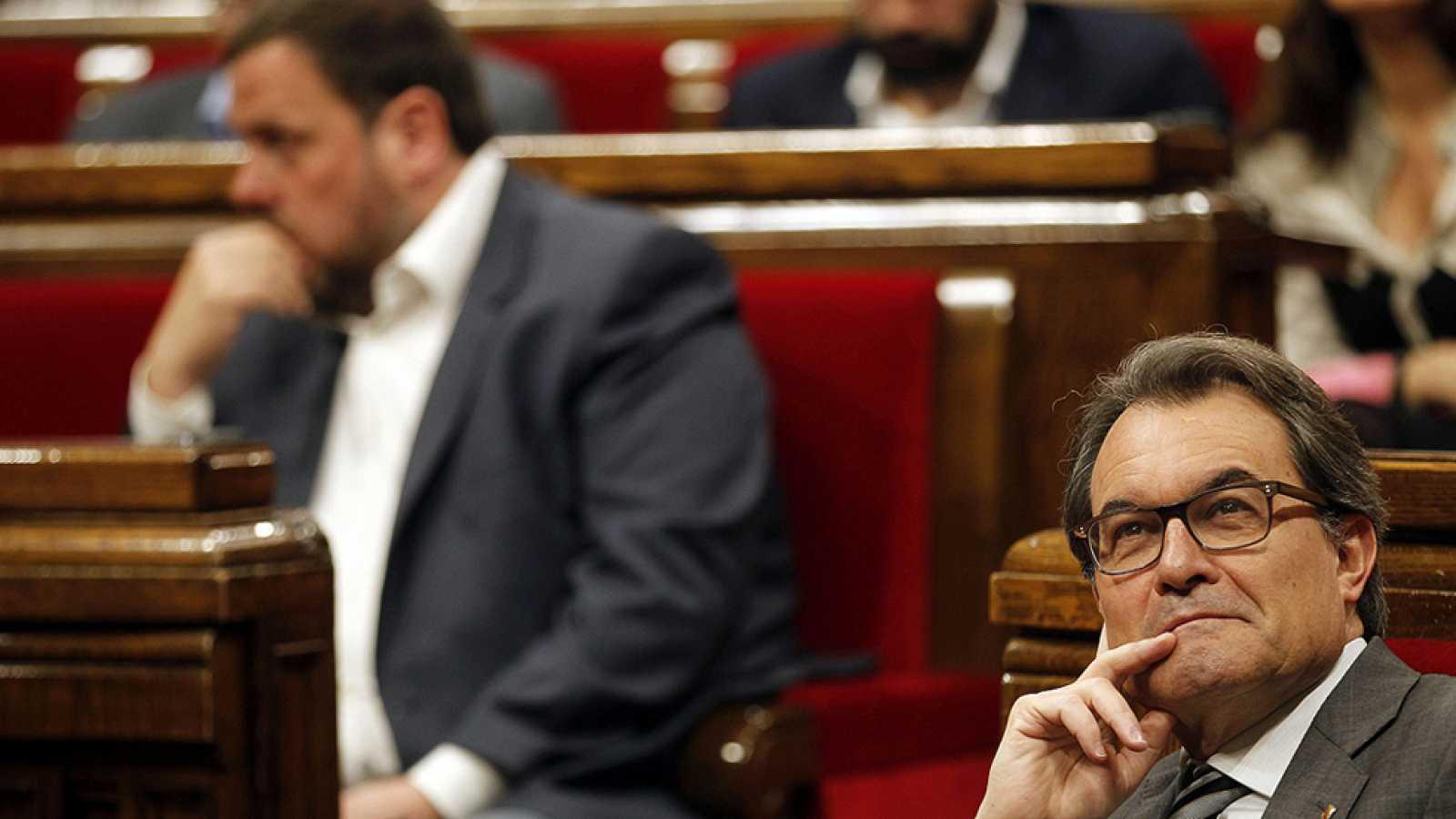 Un ex eurodiputado de Iniciativa Per Cataluña liderará la lista independentista para el 27-S