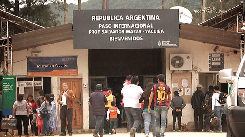 Fronteras al límite - La narco frontera - ver ahora