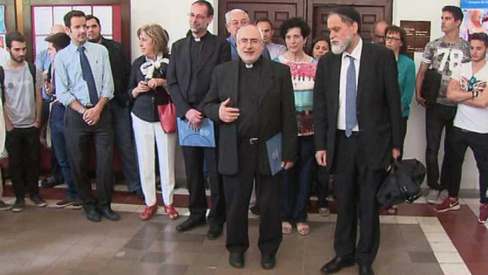 Shalom - Semana de Israel en la Universidad Católica de Murcia - ver ahora