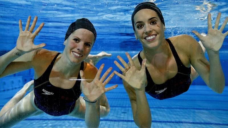 El equipo de natación sincronizada parte con buenas sensaciones a Kazán