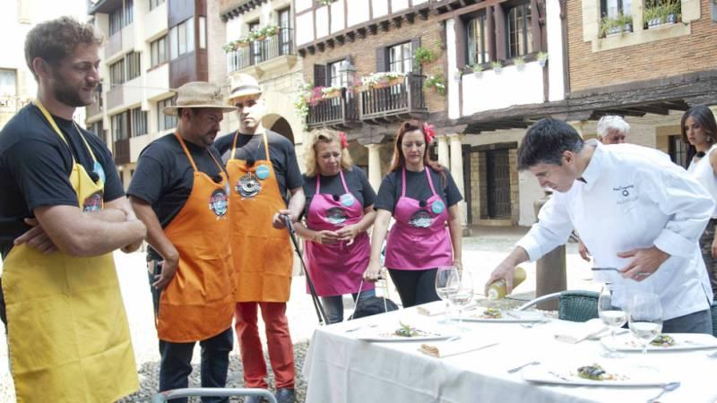 Cocineros al Volante - Gorka Txapartegi, el chef que consiguió su estrella Michelin con 26 años