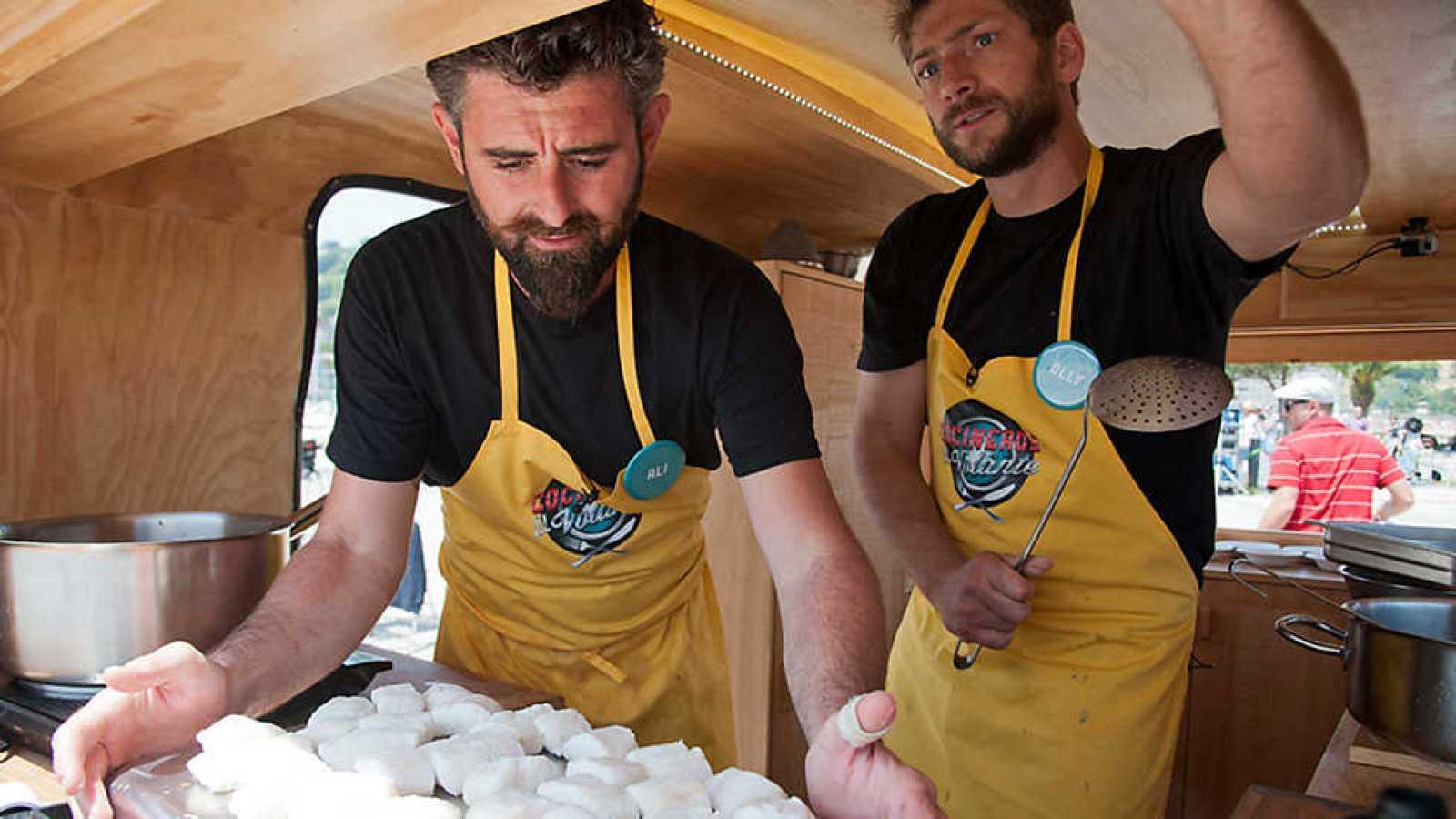 Cocineros al volante - 21/07/15 - Ver ahora