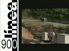 Línea 900 - Poca agua y muchos parches