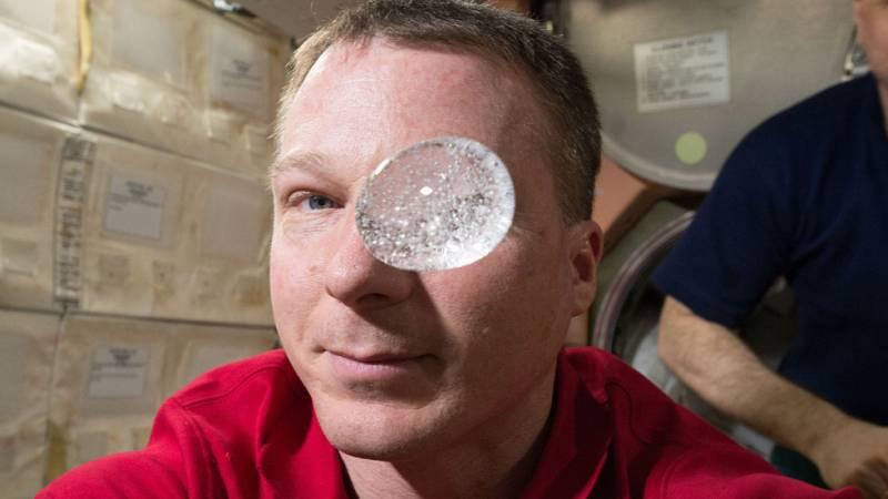 Los astronautas de la ISS graban con la misma cámara con la que se rodó 'El Hobbit'