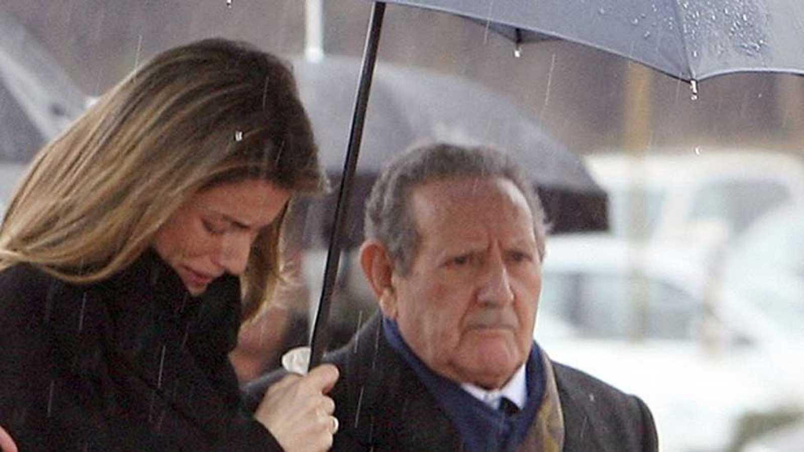 Muere el abuelo materno de la reina Letizia en Salamanca a los 98 años de edad