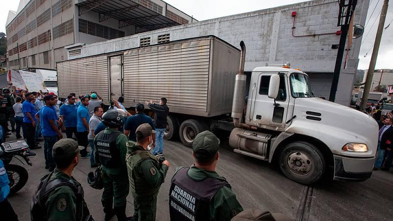 Venezuela expropia la planta de una de las grandes empresas de alimentación