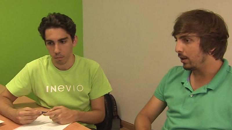 Dos estudiantes de Informática lanzarán un nuevo sistema tecnológico