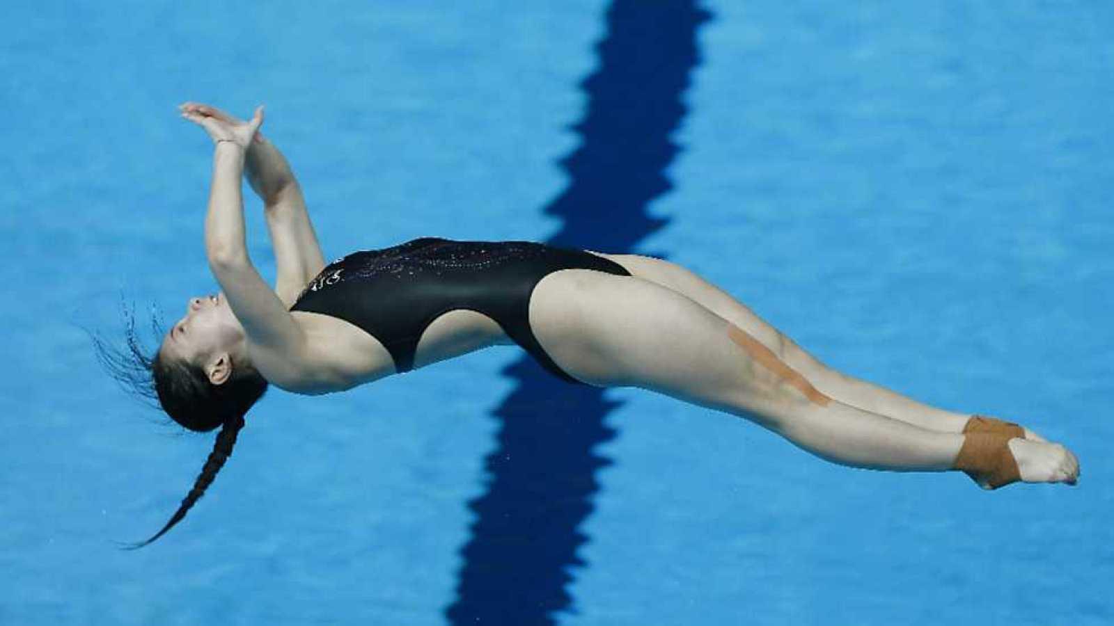 Mundial de Natación de Kazán - Saltos. Final 3 metros Femenino  - ver ahora