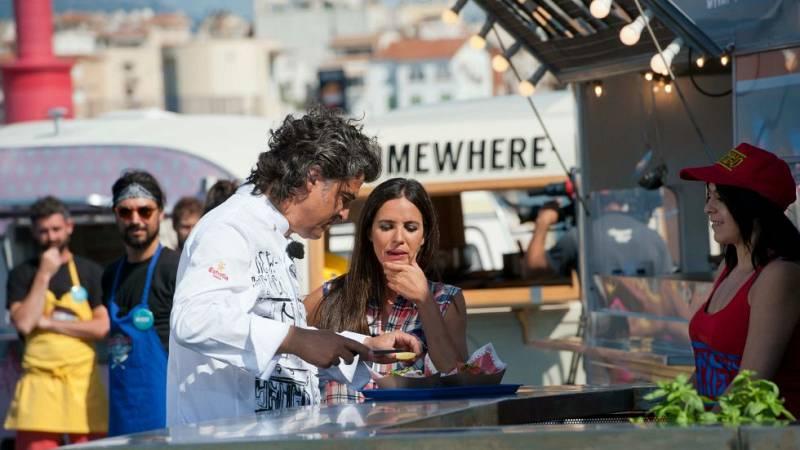Cocineros al Volante - Carles Abellán, el espíritu del foodtrackero