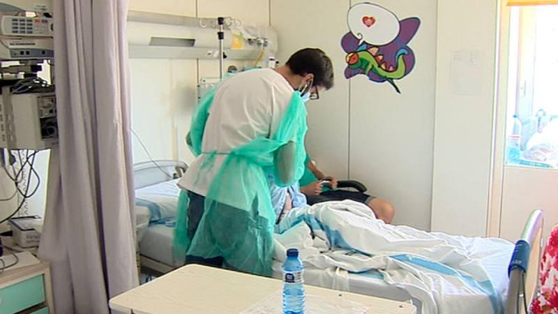 El hospital Materno infantil Vall d'Hebron ha batido un récord, 6 trasplantes a 5 niños en un solo día