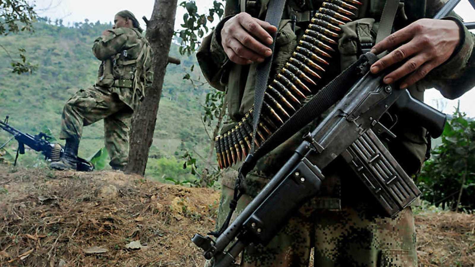 Fronteras al límite - La frontera de la narcoguerrilla - ver ahora