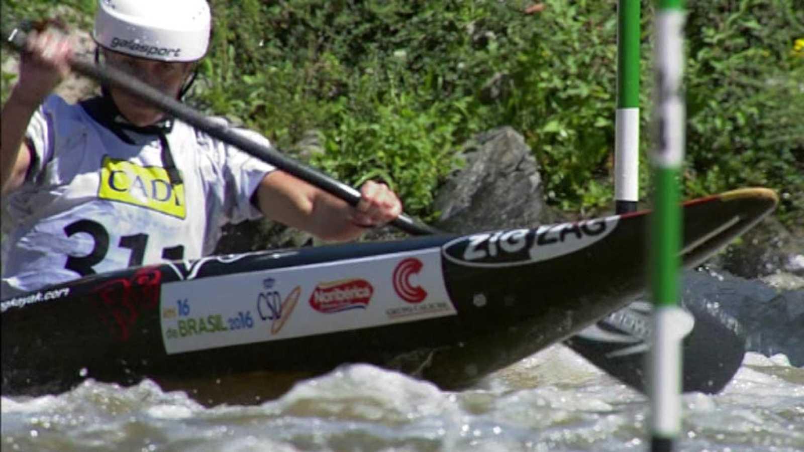 Dos medallas para España en la Copa del Mundo de kayak