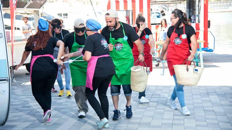 Cocineros al Volante - Una carrera a ciegas por la localidad de Denia