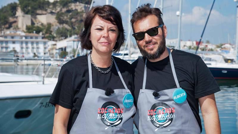 Cocineros al Volante - La Furgo Gourmet, el nuevo equipo de 'La retaguardia'