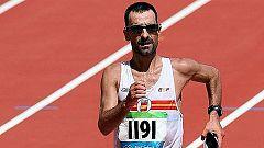 García Bragado afronta su duodécimo mundial, récord absoluto