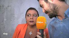 """Insuperables - María del Monte, la """"capo"""" de 'Insuperables'"""