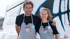 Cocineros al Volante - Por el monte, las sardinas, el nuevo equipo de 'La retaguardia'
