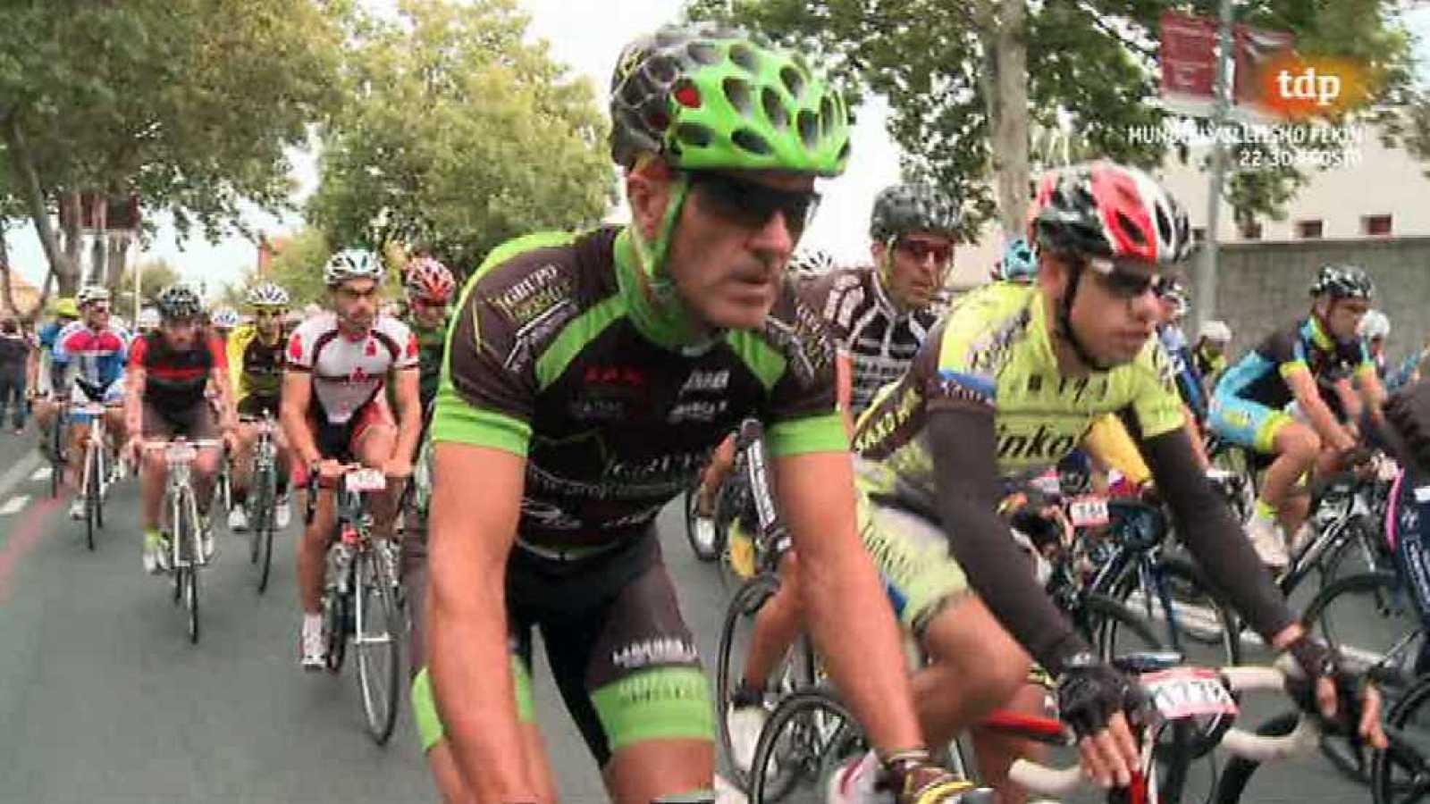 Ciclismo - XXII Marcha Cicloturista Pedro Delgado - VER AHORA