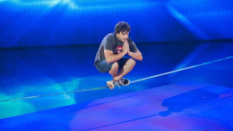 Insuperables - Roberto Pérez, el arte de volar sobre una cuerda