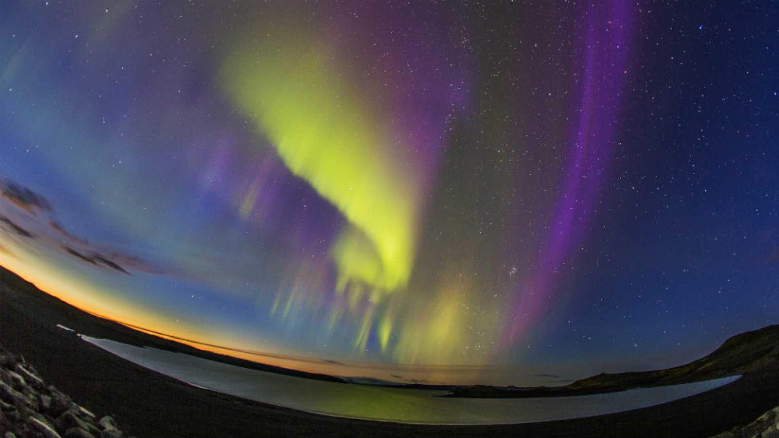 Las auroras boreales, en cuatro claves