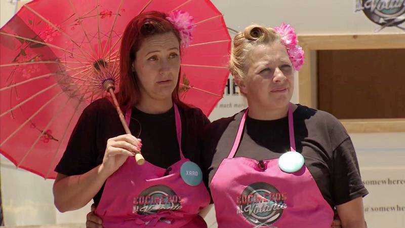 Cocineros al Volante - Las chicas de The Rolling Caravan, mosqueadas tras cinco nominaciones de sus compañeros