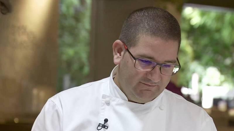 Cocineros al Volante - Nos colamos en el restaurante de Dani García