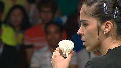 Bádminton - Carolina Marín, campeona del mundo 2015