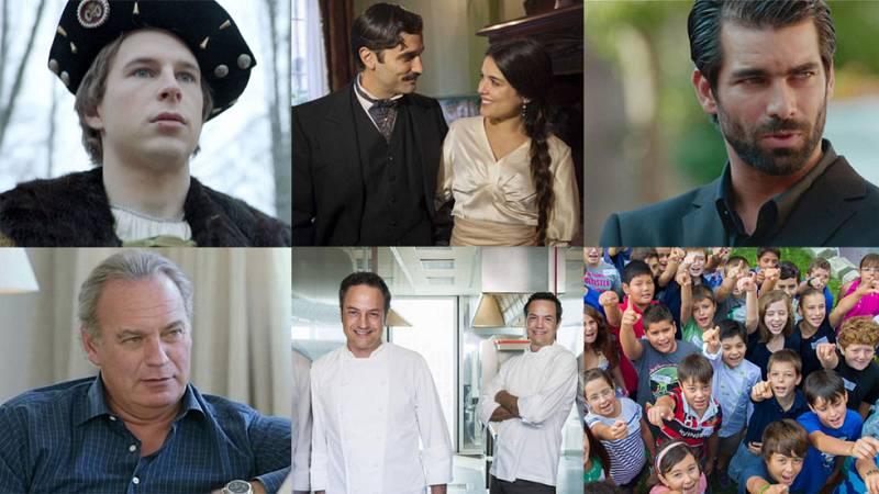 La temporada 2015-16 de La 1 destaca por el estreno de nuevas series y tv movies y su apuesta por el mejor entretenimiento y deporte.