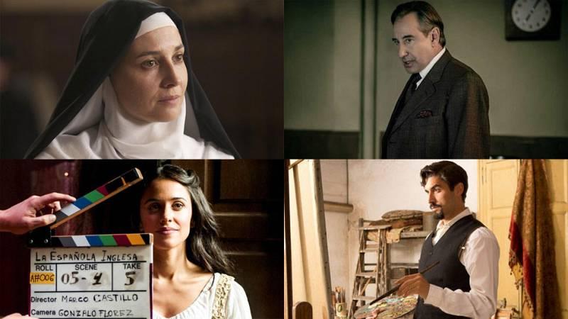 TVE estrena cinco 'tv movies' esta temporada